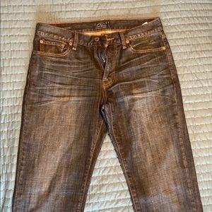 Lucky Brand-221 Original Straight Jeans-32x32